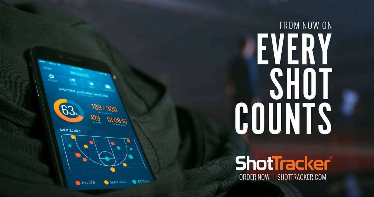 Get ShotTracker...Get a LOT Better NOW